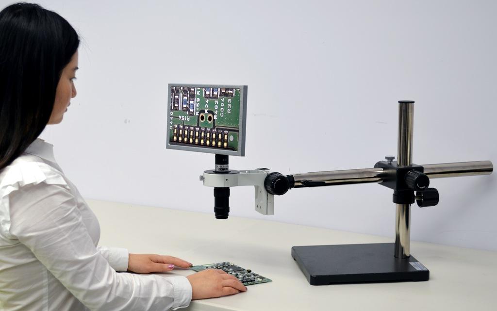 Lx series caltex digital microscopes