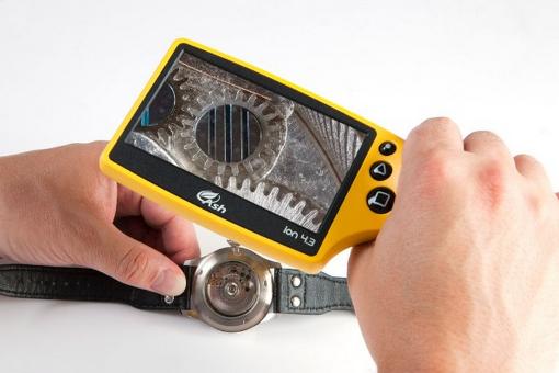 Handheld Digital Microscope Hdm4 3 Caltex Digital