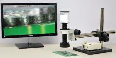 1080p HD 6MP camera 3D BGA inspection system (RX-100-BGA-HD60)