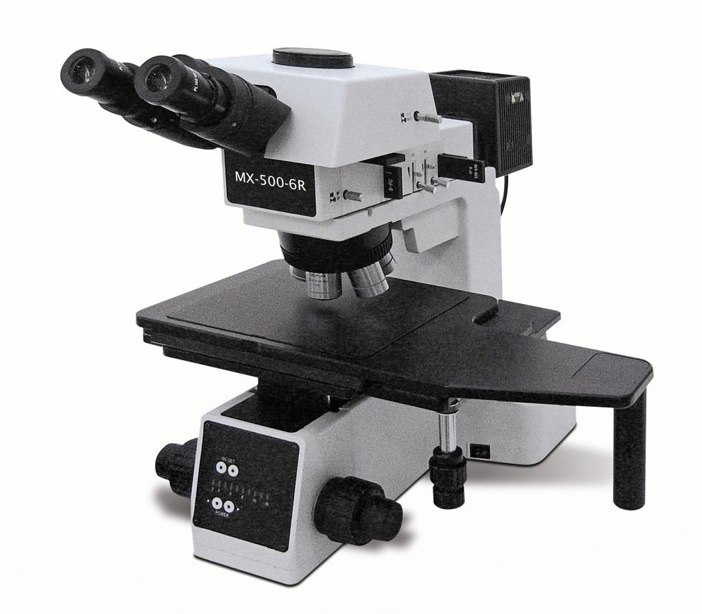 metallurgic wafer ic microscope mx-500-6r - caltex digital microscopes